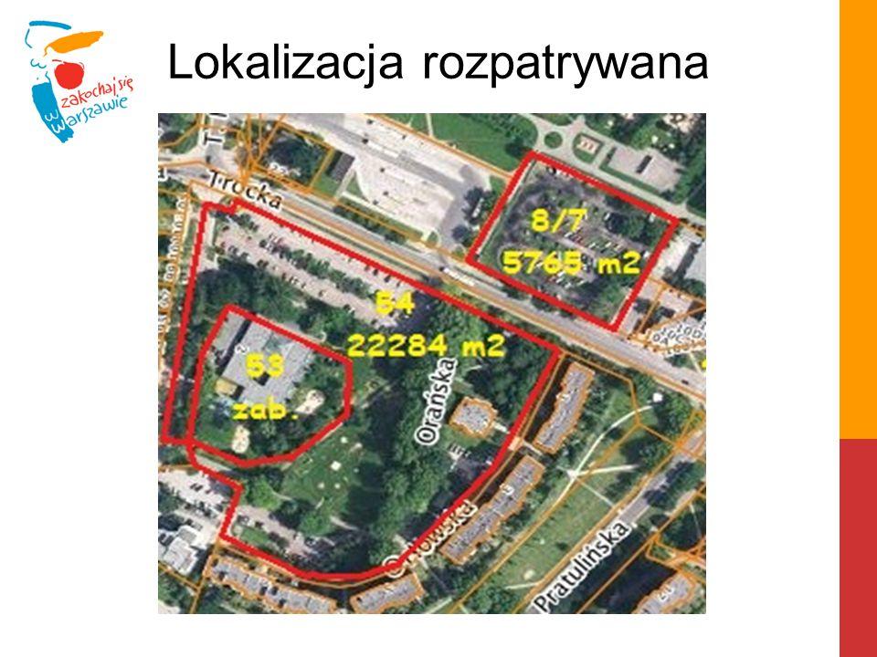 Lokalizacja rozpatrywana