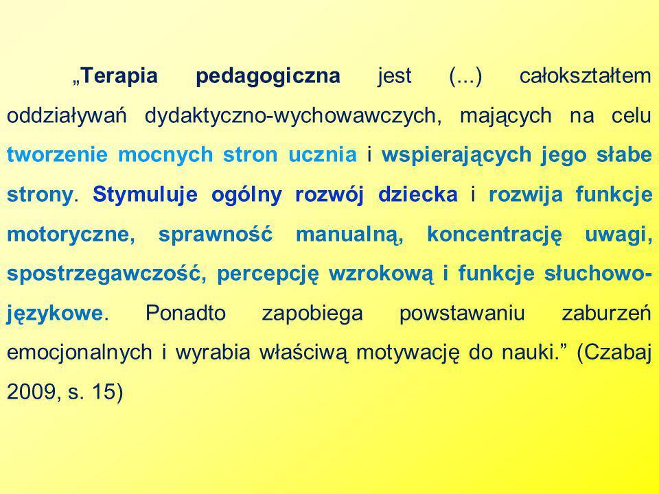 Zasady postępowania terapeutycznego z dziećmi z dyskalkulią według L. Košča (1982)