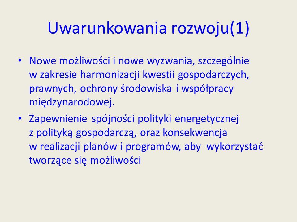 Wyzwania unijnej polityki energetyczno-klimatycznej Klimat vs Energetyka 1.Zeroemisyjne technologie energetyczne 2.