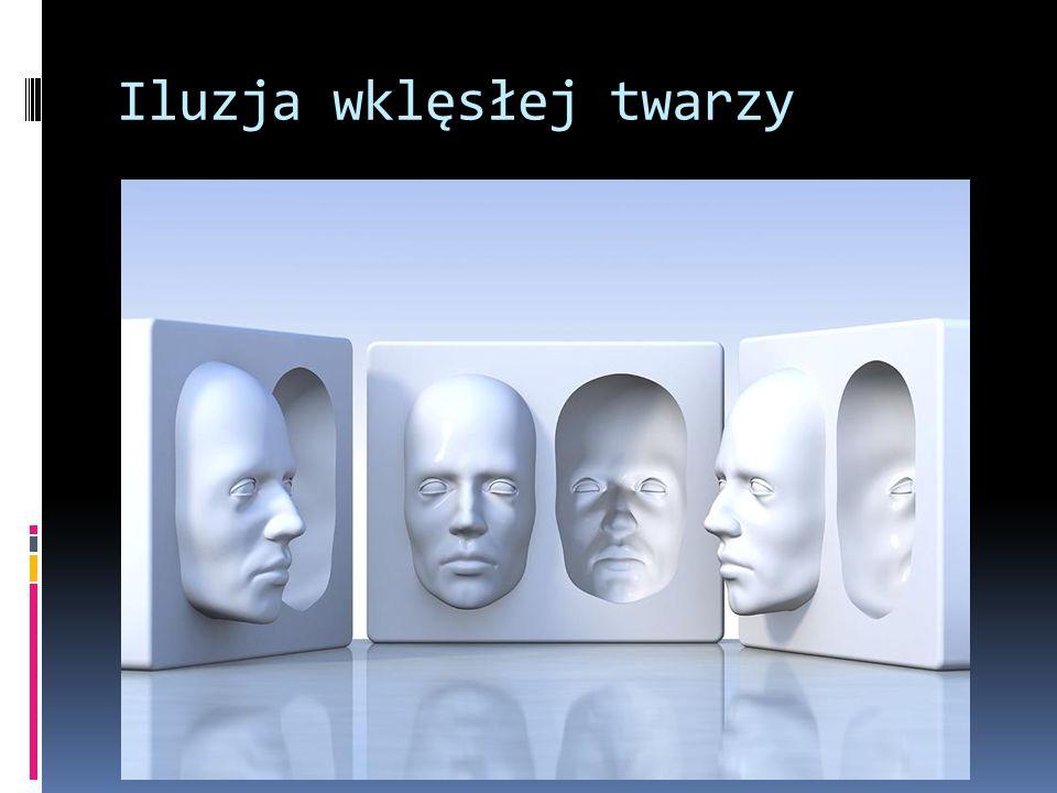 Iluzja wklęsłej twarzy