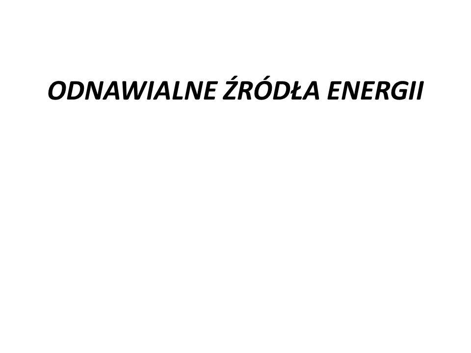 Szczegółowy rozkład materiału - fizyka Dział odnawialnej energii Liczba godzin 1.Wprowadzenie do energetyki odnawialnej6 2.