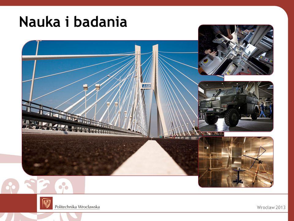 Nauka i badania Wrocław 2013
