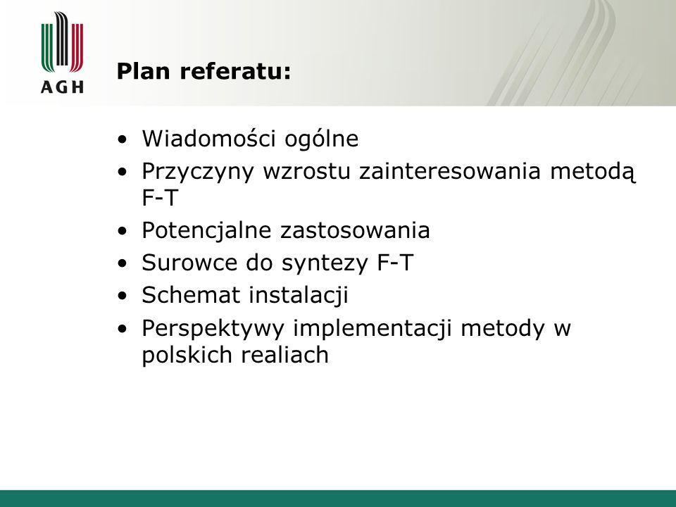 Perspektywy implementacji metody w polskich realiach Polski rynek paliw płynnych: Struktura zużycia paliw płynnych w Polsce w 2007r.