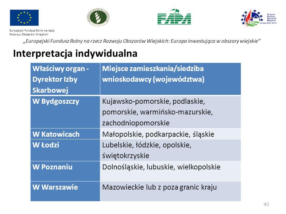 """40 Europejski Fundusz Rolny na rzecz Rozwoju Obszarów Wiejskich """"Europejski Fundusz Rolny na rzecz Rozwoju Obszarów Wiejskich: Europa inwestująca w ob"""