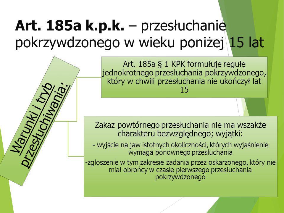 Art.185a k.p.k.