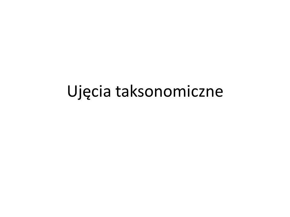 Taksonomia Hierarchiczne uporządkowanie celów: – Poprawność terminologii dydaktycznej; – Zwięzłość i jasność haseł; – Zdefiniowanie kategorii celów; – Powiązanie kategorii z czynnościami uczenia się.