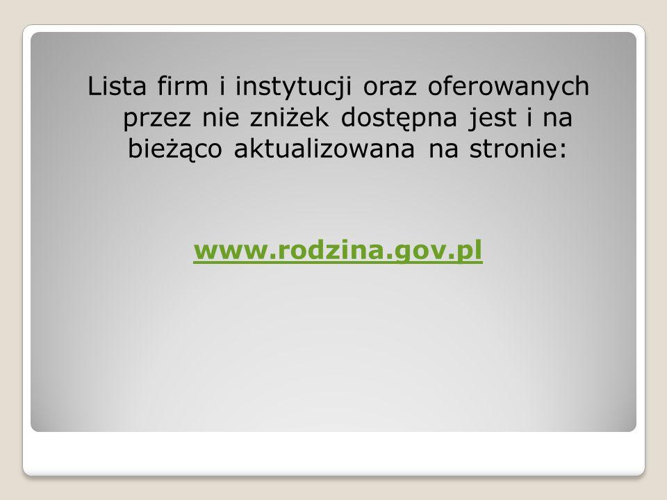 """Serdecznie zapraszam do uczestnictwa w rządowym programie: """"Karta Dużej Rodziny Wojewoda Kujawsko – Pomorski Ewa Mes"""