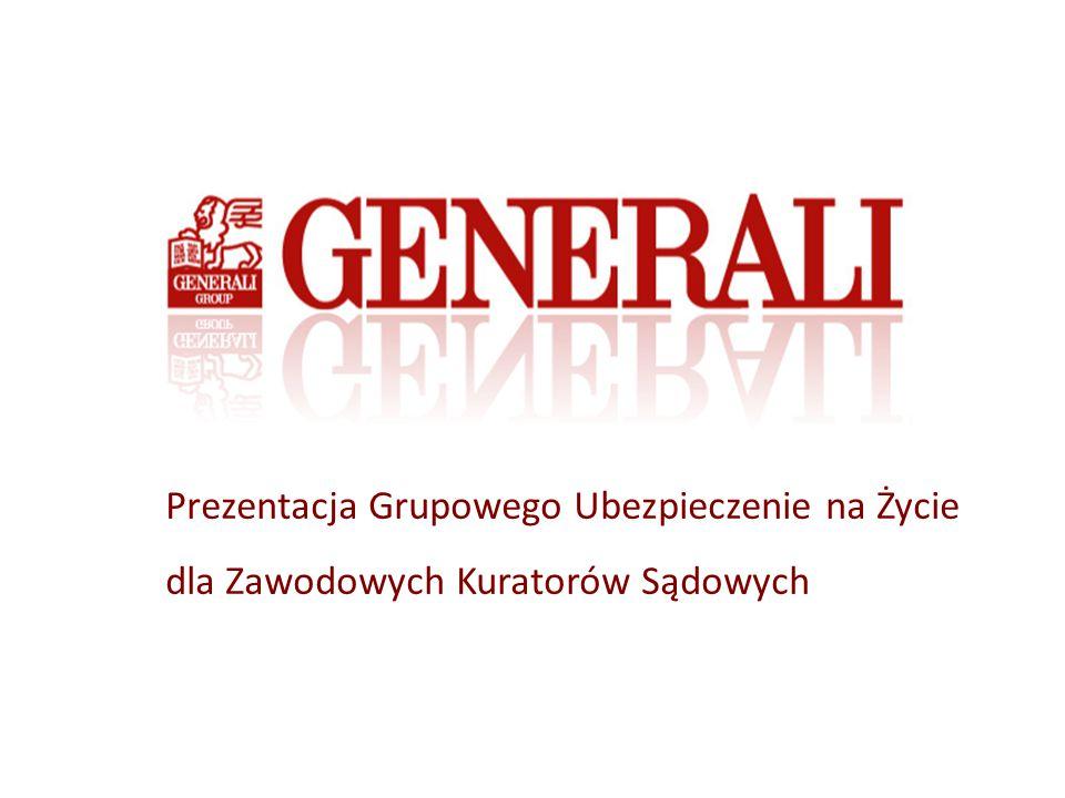 Plan Prezentacji Departament Sprzedaży Ubezpieczeń Grupowych 1 Agenda Prezentacja Grupy Generali w Polsce Oferta Wdrożenie programu ubezpieczenia Nowoczesne rozwiązania systemowe