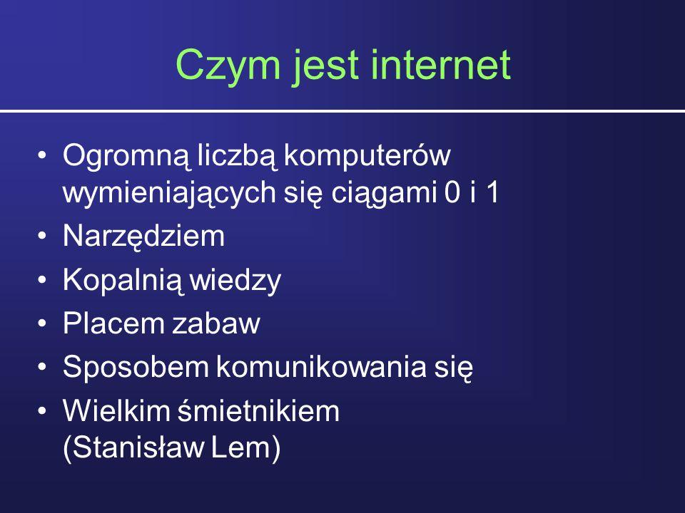 Oprogramowania filtrujące Darmowy program Beniamin dostępny jest na stronie www.beniamin.pl Program ten posiada program konfiguracyjny, umożliwiający ustawienie podstawowych parametrów filtru internetowego, na przykład blokowanie dostępu do stron erotycznych, definiowanie tzw.