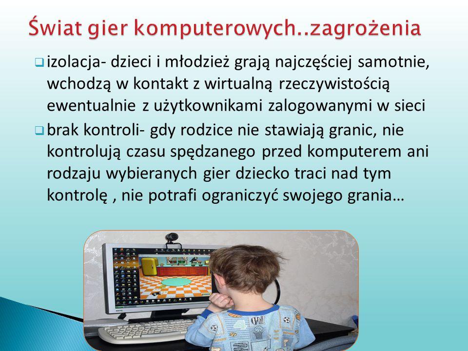  Przyjrzyj się, jak Twoje dziecko korzysta z Internetu, jakie strony lubi oglądać i jak zachowuje się w Sieci  Staraj się poznać znajomych, z którymi dziecko koresponduje za pomocą Internetu  Ustalcie zasady korzystania z Sieci oraz sposoby postępowania w razie nietypowych sytuacji- przydatna strona: www.dzieckowsieci.pl