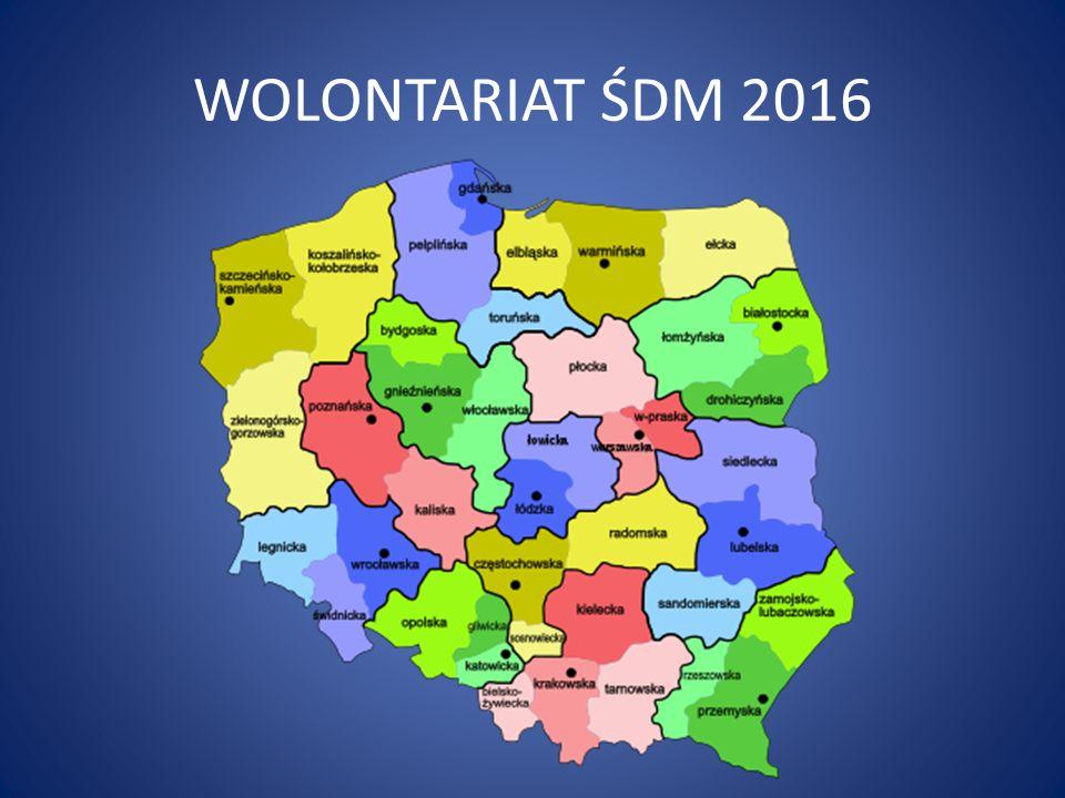 WOLONTARIAT ŚDM 2016