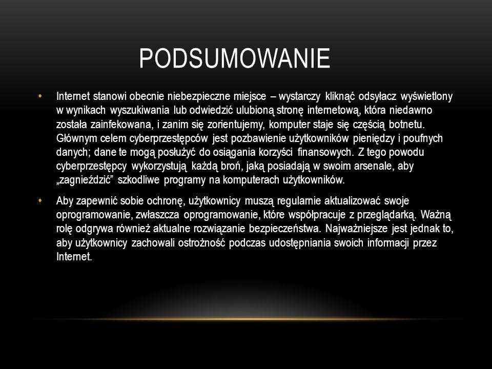 Prezentację wykonała Weronika Madyś kl.VI b