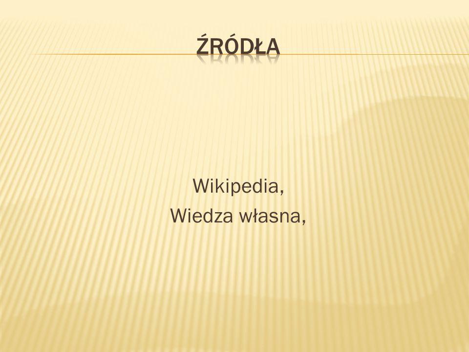 Wikipedia, Wiedza własna,