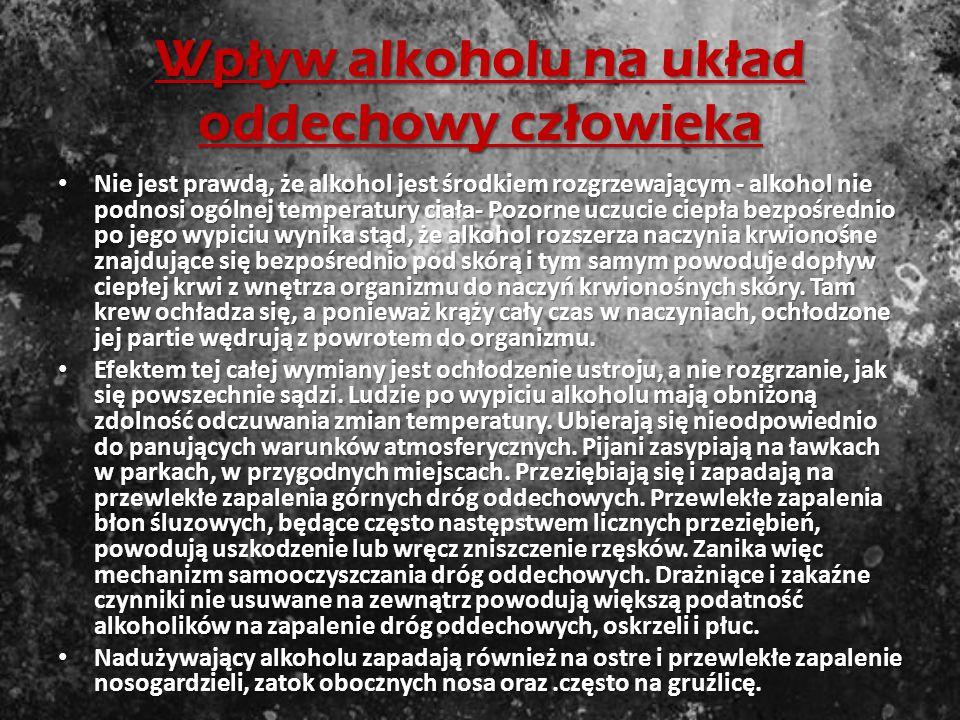 Również nadużywanie alkoholu jest istotnym czynnikiem wywołującym zapalenie trzustki. Łagodne zapalenia trzustki są skąpo-objawowe i mogą przebiegać n