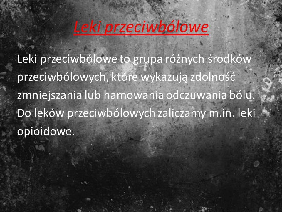 Leki nasenne a ruch drogowy Zgodnie z mechanizmem działania leki z tej grupy osłabiają napięcie i pobudzenie psychoruchowe. Benzodiazepiny (BZD) o dzi
