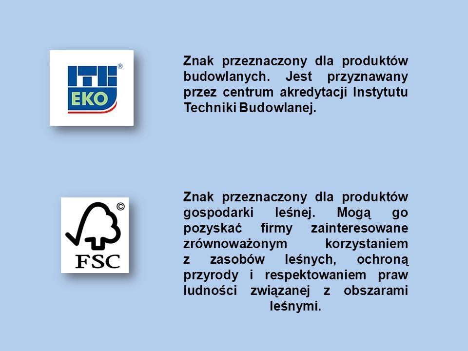 Znak przeznaczony dla produktów budowlanych.