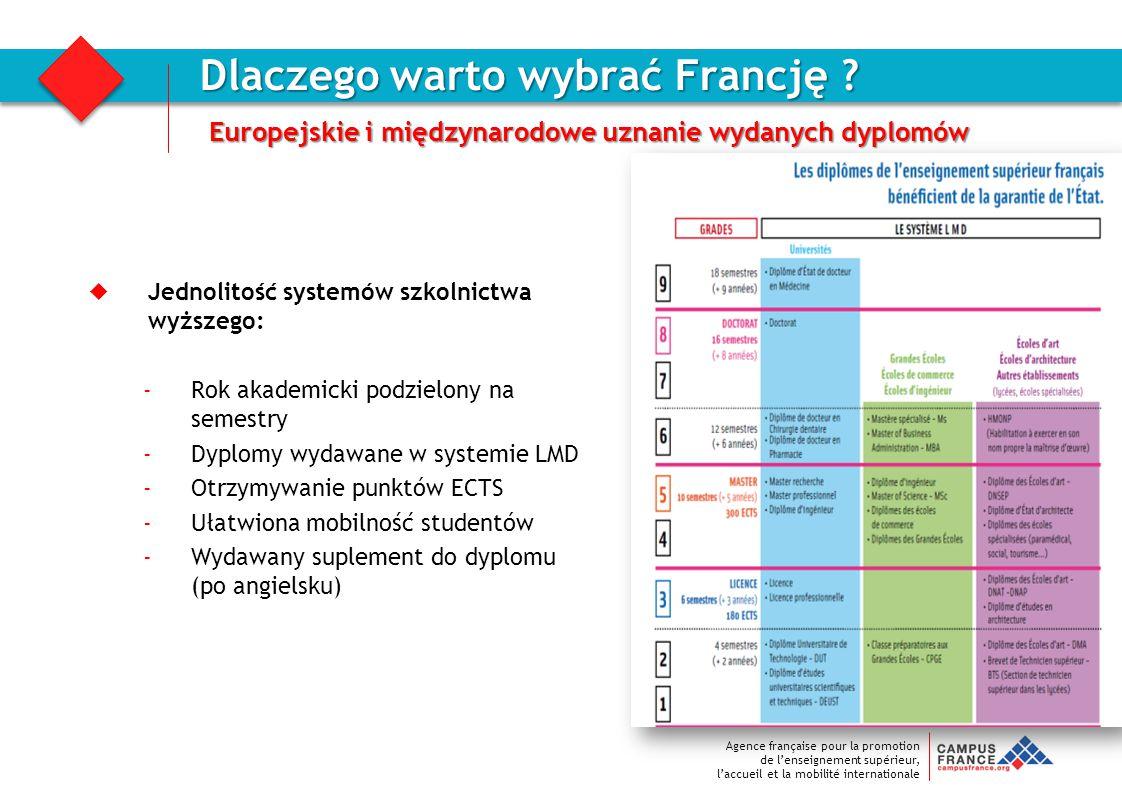 Campus France Polska Uznawalność dyplomów w Polsce i we Francji ♦ 28 maja 2008 r.