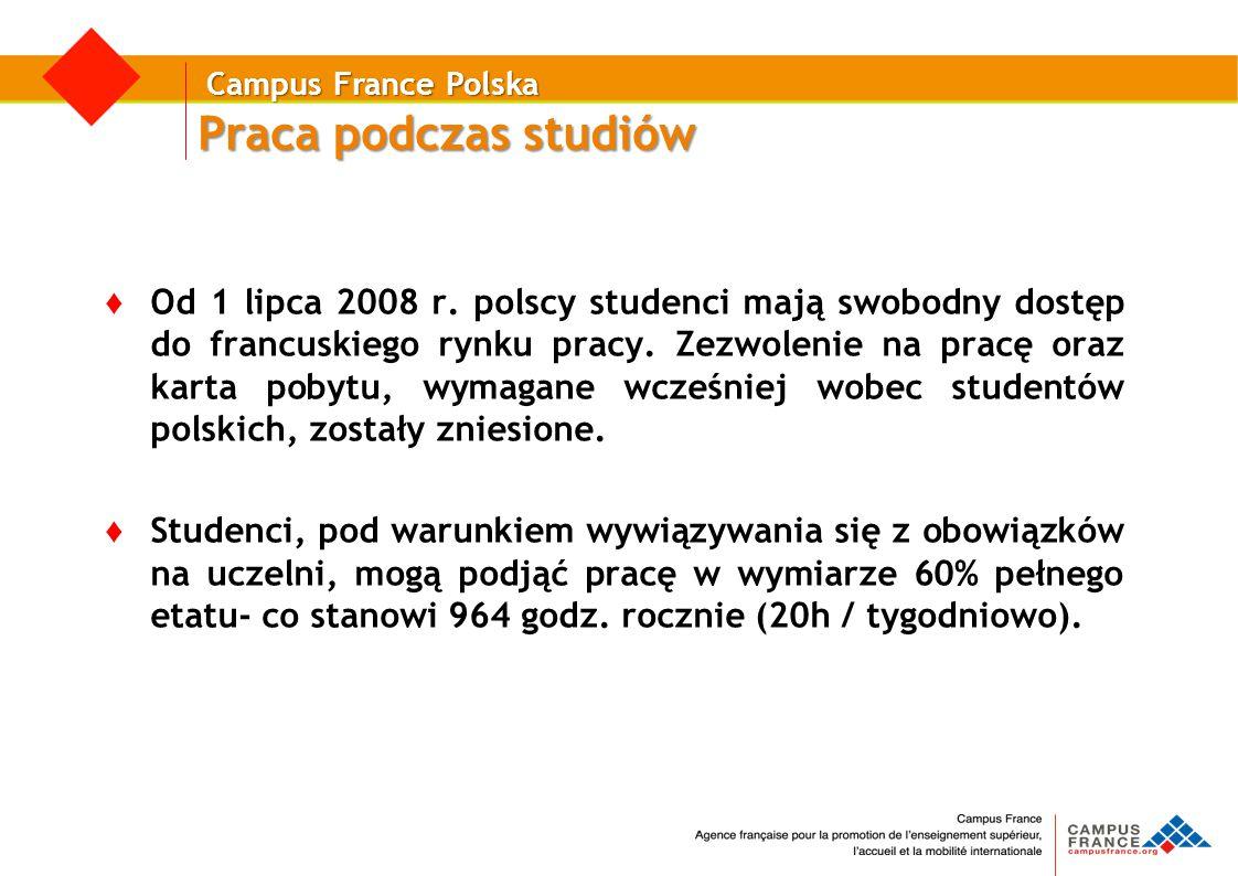 Campus France Polska Studia po francusku w Polsce Myślicie o rozpoczęciu studiów w języku francuskim.