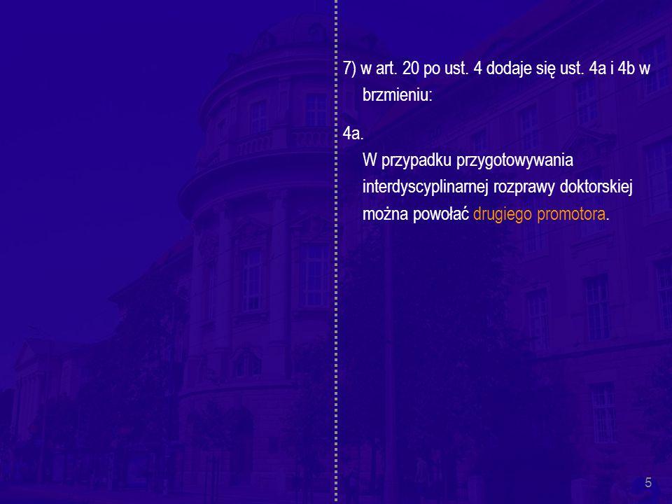 16 Rozporządzenie Ministra Nauki i Szkolnictwa Wyższego z dnia 3 października 2014 r.