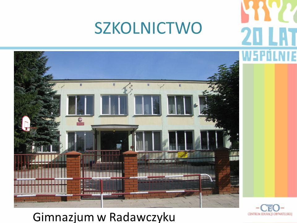 SZKOLNICTWO Szkoła Podstawowa w Konopnicy