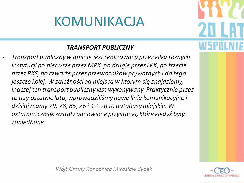 ŚRODOWISKO - W naszej gminie segregujemy śmieci poprzez to, że każdy kto ma podpisaną umowę na odbiór śmieci z domu ma możliwość segregowania śmieci i te odpady są zabierane nieodpłatnie przez tych przewoźników.
