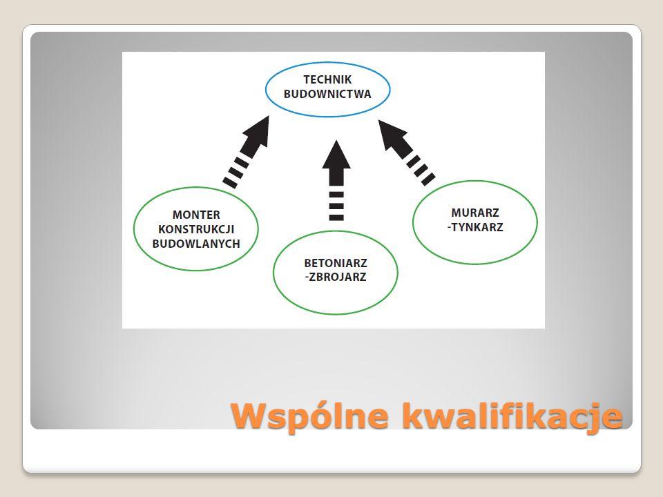 Potwierdzanie kwalifikacji 1.Zaświadczenie/a o zdaniu kwalifikacji (OKE), 2.