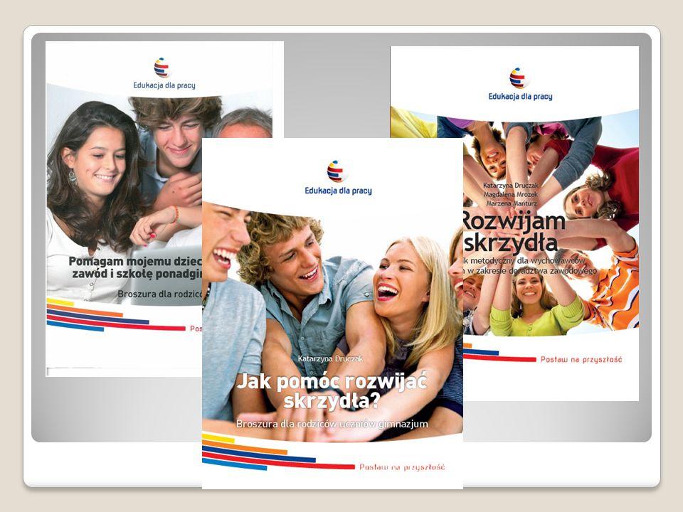 Przydatne strony internetowe www.koweziu.edu.pl www.euroguidance.pl www.doradztwozawodowe.koweziu.edu.pl