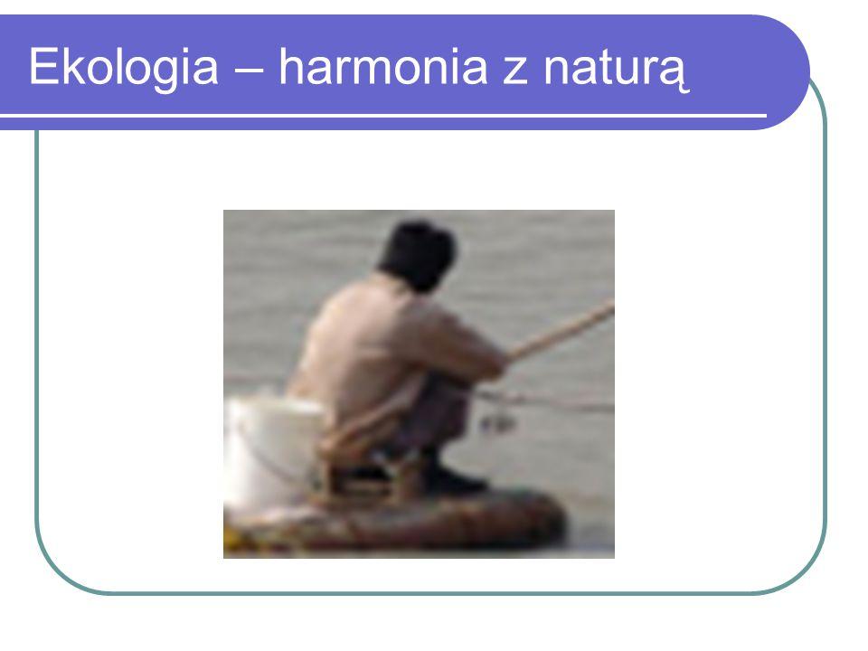 Ekologia – harmonia z naturą