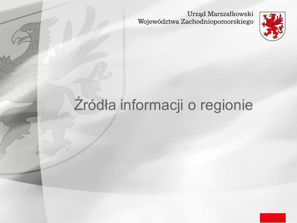 Źródła informacji o regionie