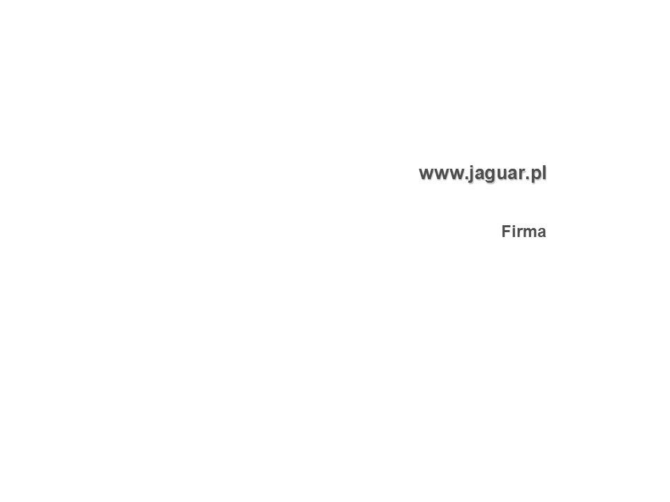 www.jaguar.pl Firma