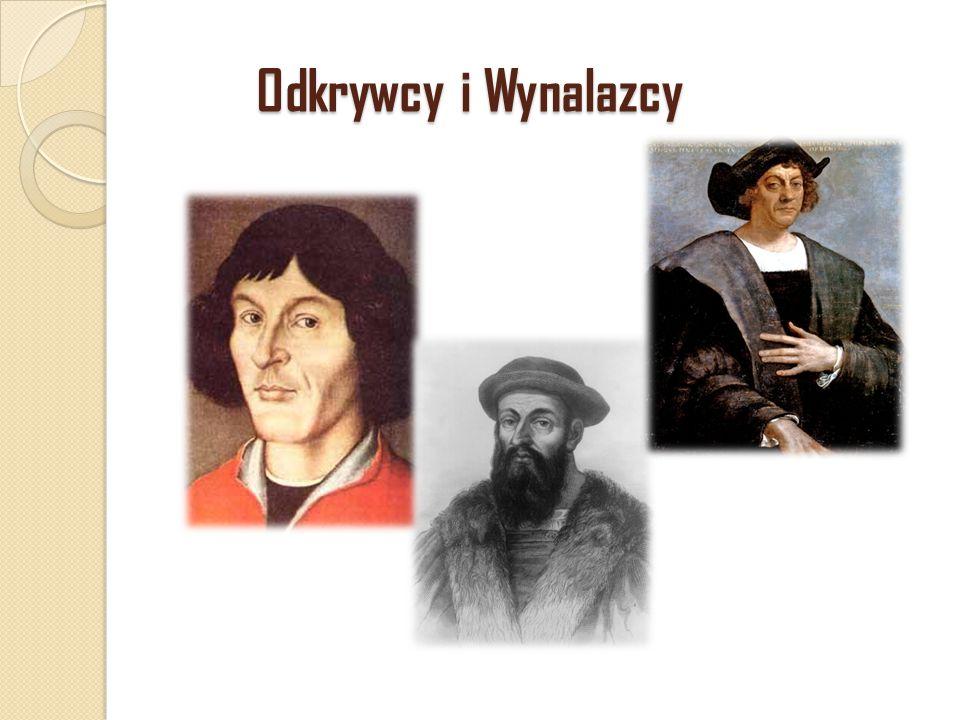 Odkrywcy i Wynalazcy