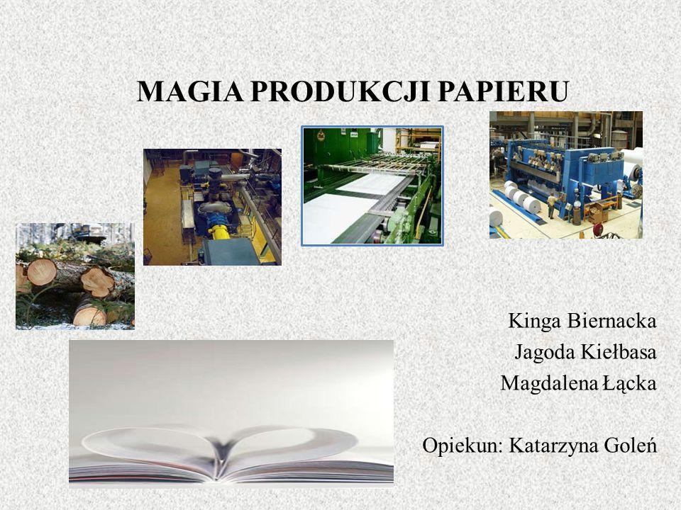 Produkcja papieru w Europie Europejska produkcja papieru - a tym samym trzecia epoka wytwarzania papieru - wzięła swój początek w Hiszpanii.