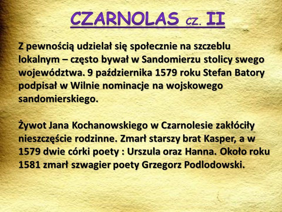 Z pewnością udzielał się społecznie na szczeblu lokalnym – często bywał w Sandomierzu stolicy swego województwa. 9 października 1579 roku Stefan Bator
