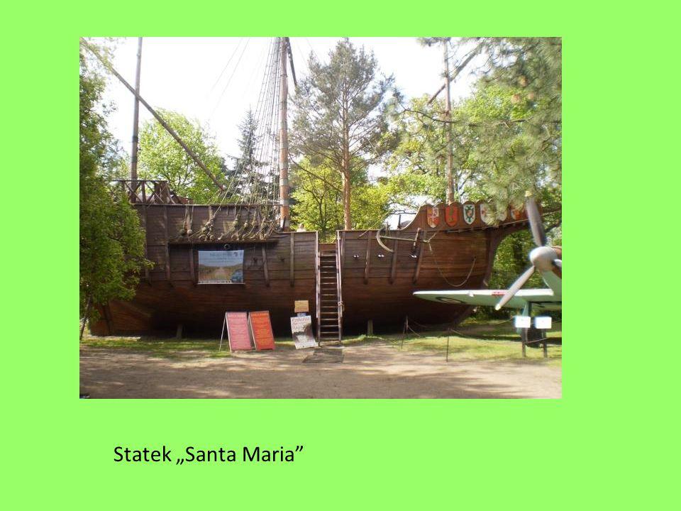 "Statek ""Santa Maria"""