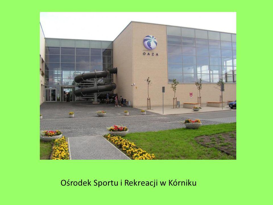 Ośrodek Sportu i Rekreacji w Kórniku