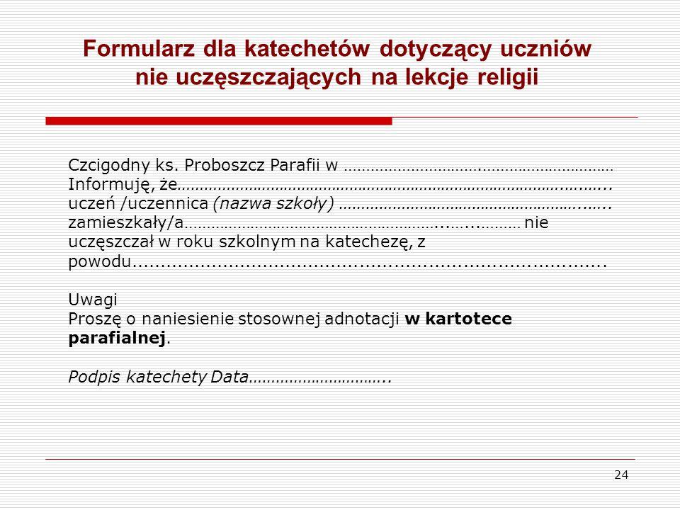 24 Czcigodny ks.