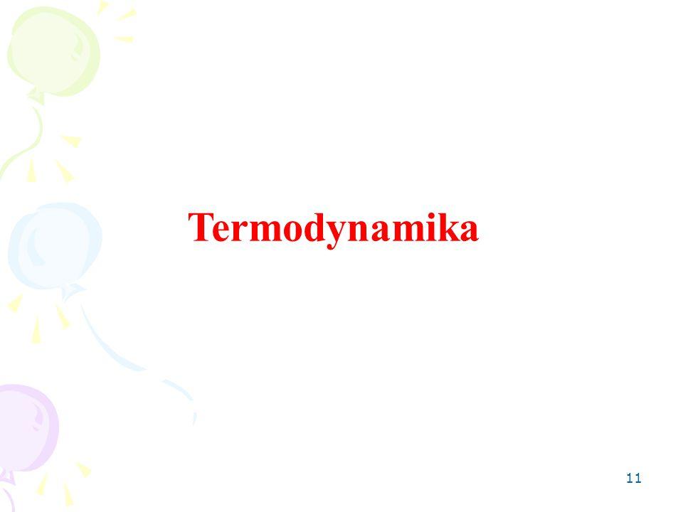 11 Termodynamika