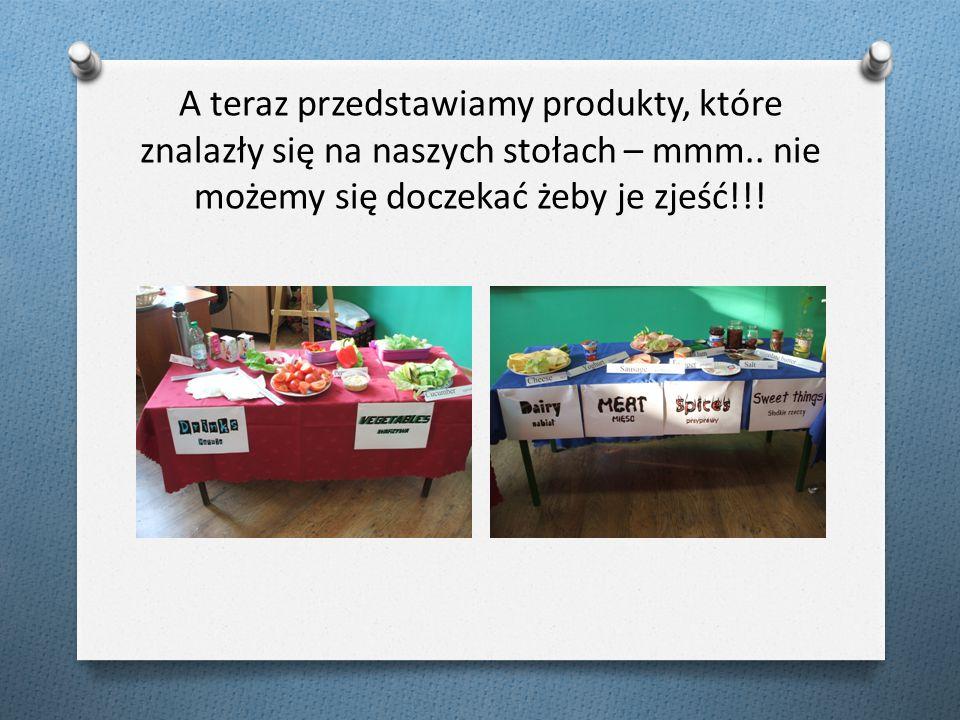 Właśnie szykujemy się do wspólnego śniadanka razem z wychowawczynią M. Piwińską i anglistką A. Bałuszek. Ale najpierw mycie rąk!!