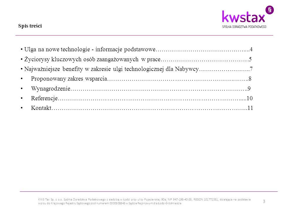 4 KWS Tax Sp.z o.o.