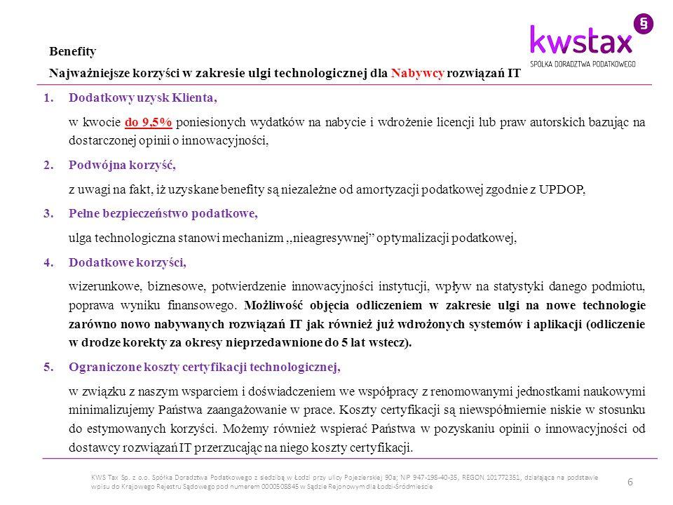 7 KWS Tax Sp.z o.o.