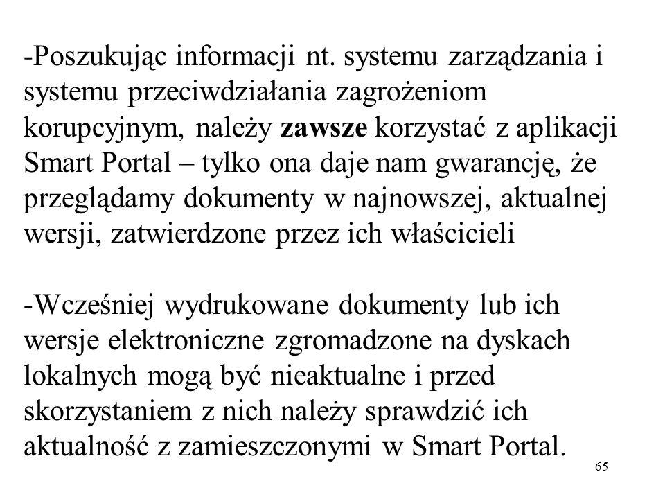 65 -Poszukując informacji nt.