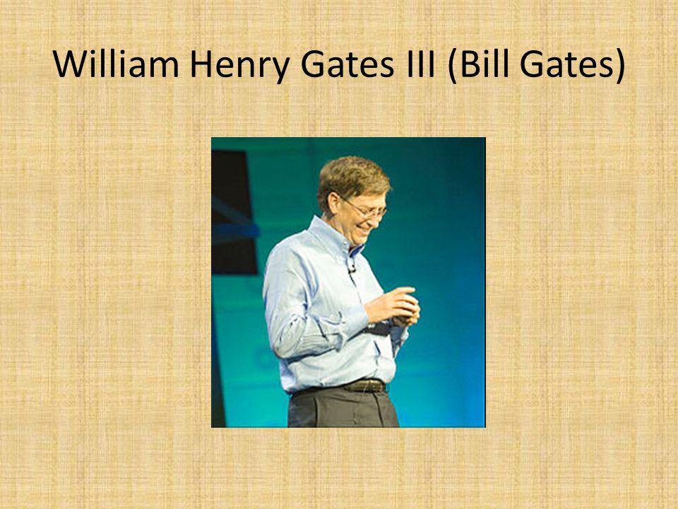 Bill stał się liderem na liście światowych miliarderów.