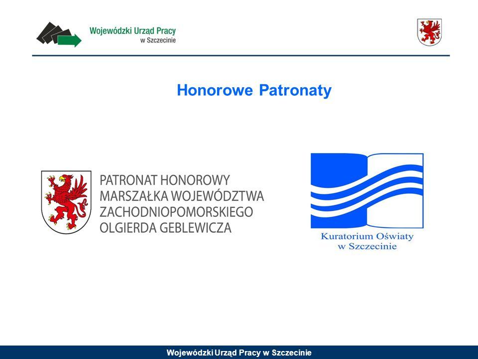 Wojewódzki Urząd Pracy w Szczecinie Honorowe Patronaty