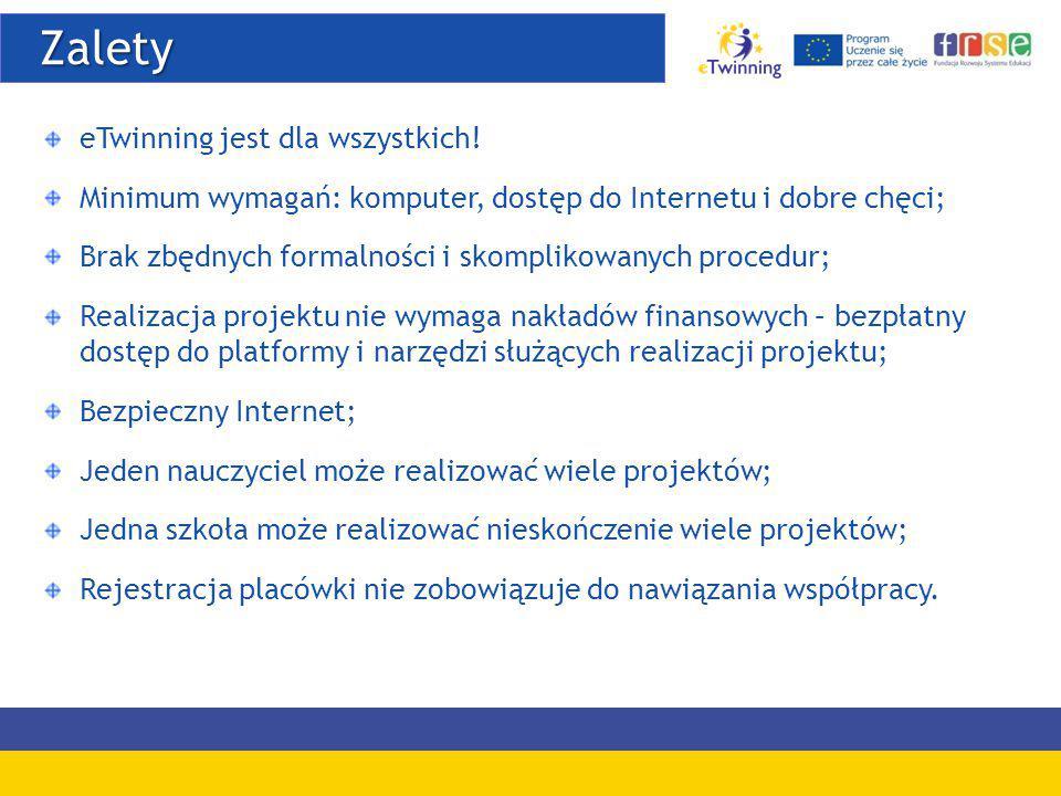 Kursy internetowe Kursy internetowe Kursy internetowe 10-cio tygodniowe (dwie edycje w roku) Jak uczestniczyć w programie eTwinning.
