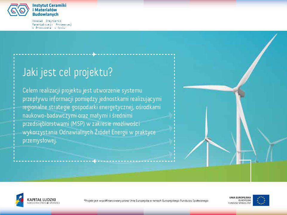Oddział Inżynierii Materiałowej, Procesowej i Środowiska w Opolu