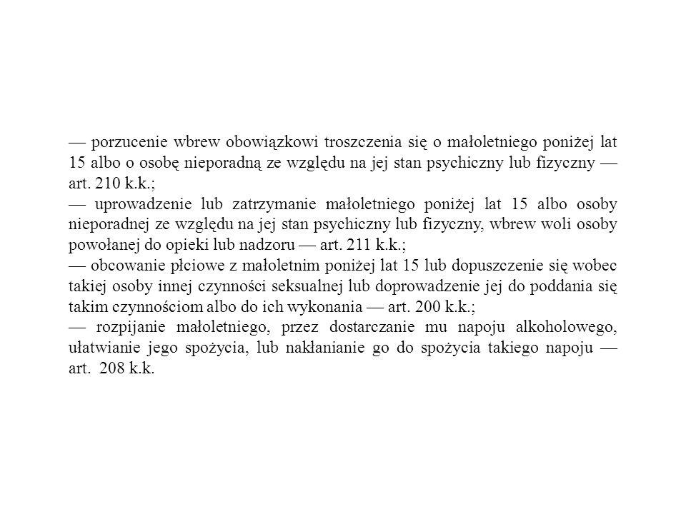 Art.240 KK § 1.
