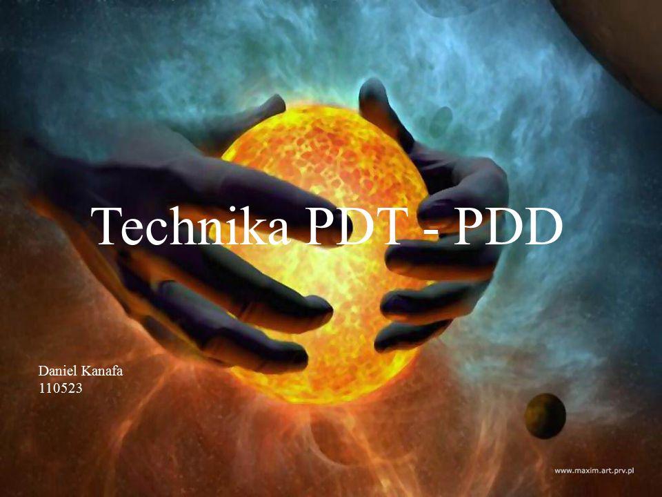 Technika PDT - PDD Daniel Kanafa 110523
