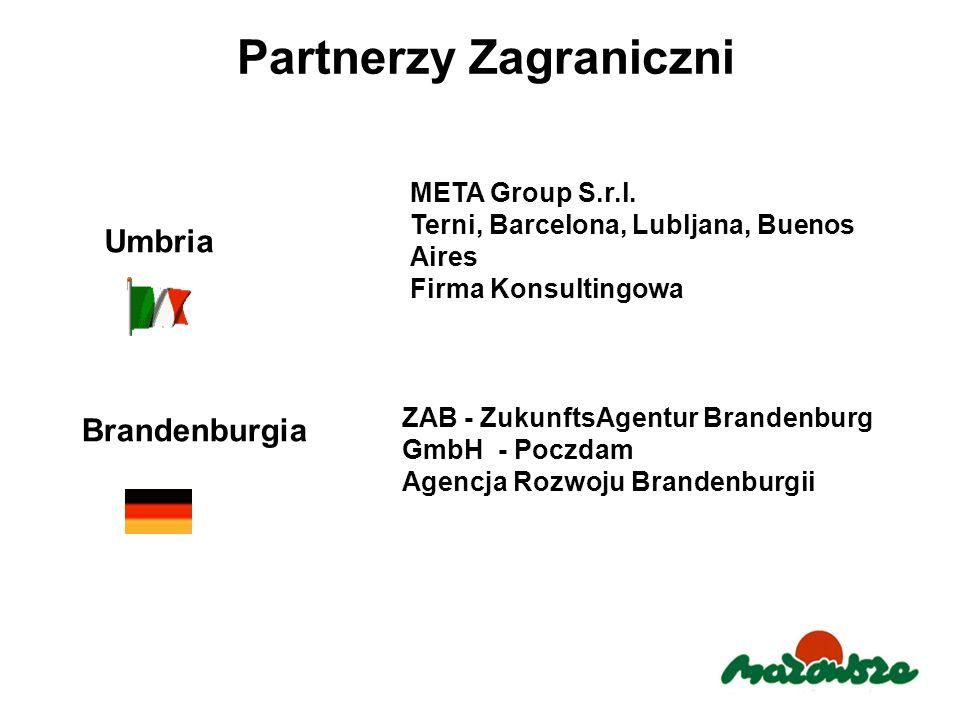 Partnerzy Zagraniczni Umbria Brandenburgia META Group S.r.l.