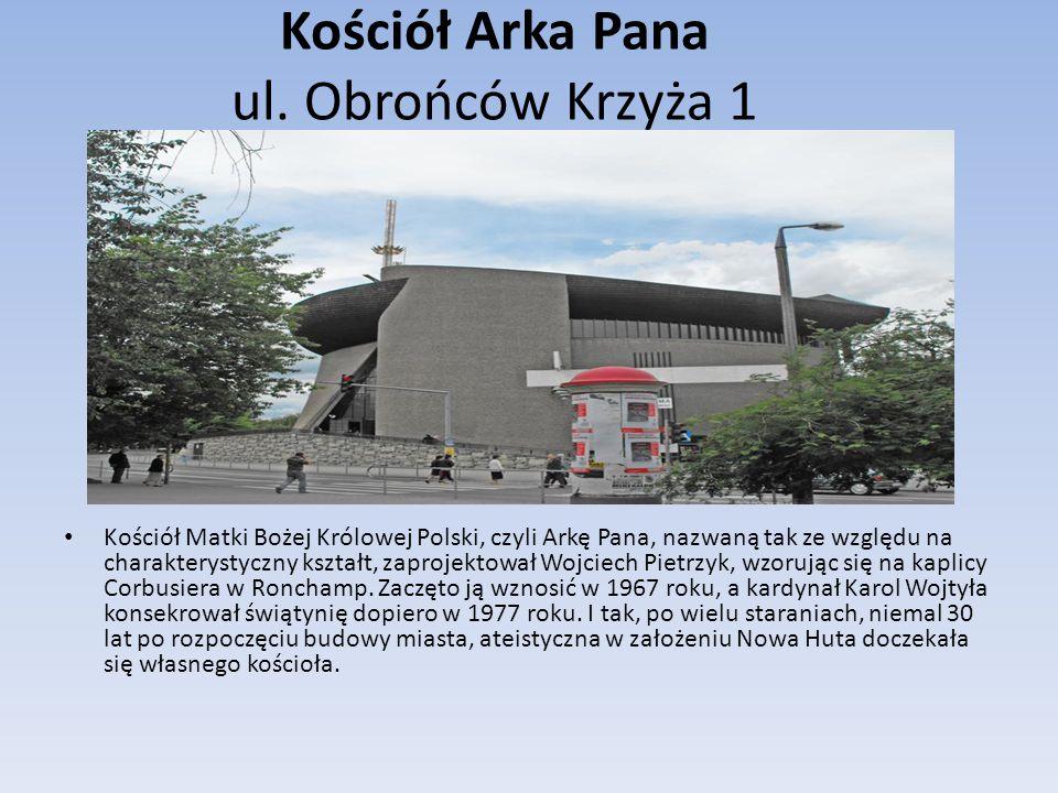 Kościół i klasztor w Mogile ul.Klasztorna 11 Mogilski kościół Najświętszej Marii Panny i św.