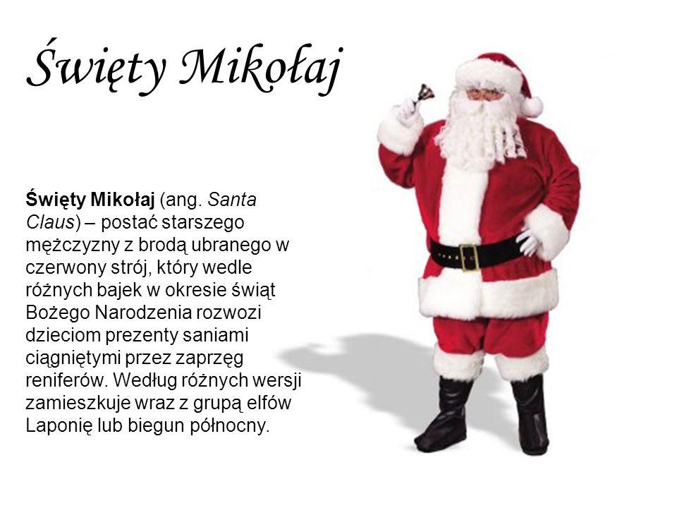 Święty Mikołaj (ang.